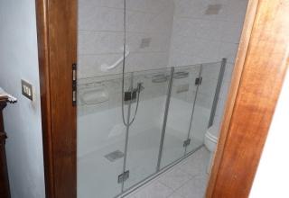 cambio vasca con doccia box accessibile
