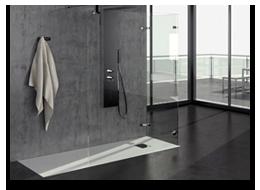 Novabad soluzioni per il bagno non invasive - Installazione piatto doccia filo pavimento ...