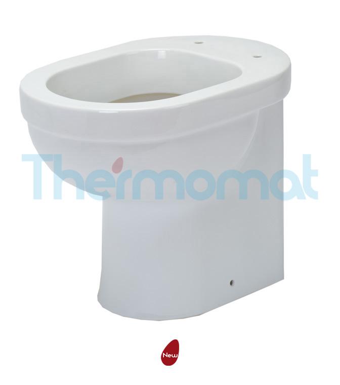 WC con altezza maggiorata