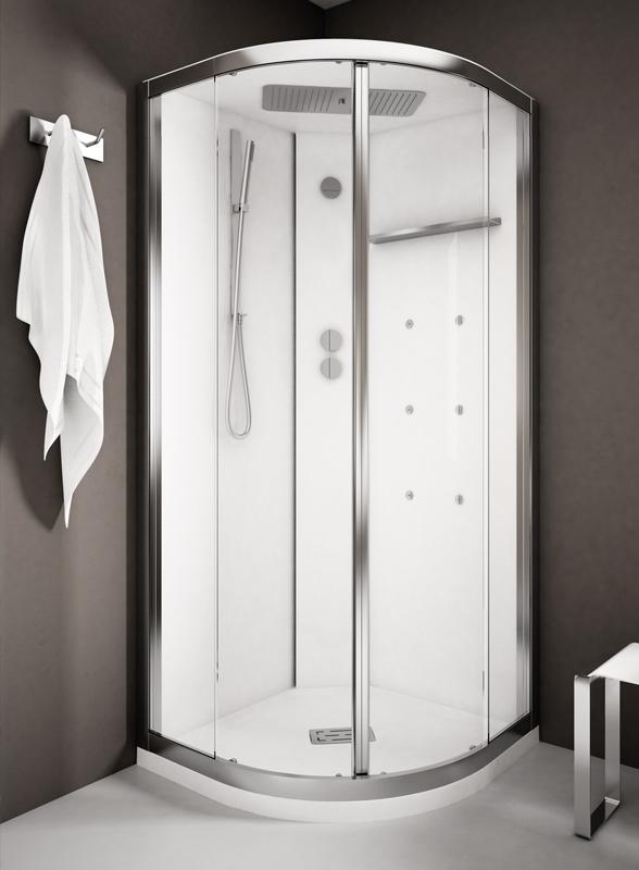 Cabina idromassaggio white space 80x80,90x90