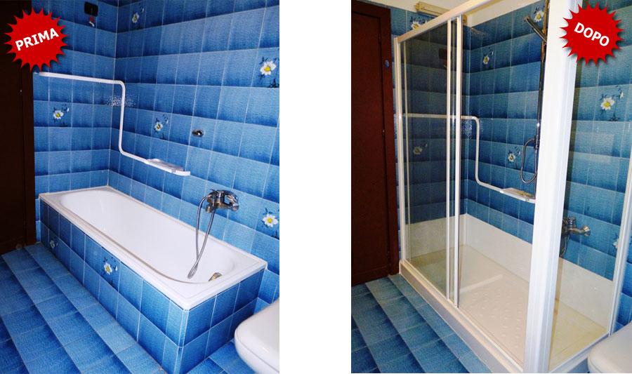Sportello Per Vasca Da Bagno Prezzi : Quanto costa sostituire la vasca da bagno con doccia