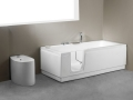 Vasca doccia Easy con sportello senza seduta 170x70