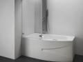 Vasca doccia combinato CombiLight Easy 160x90cm